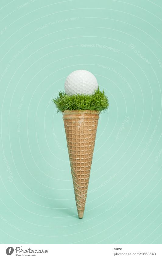 tee Food Ice cream Nutrition Eating Fast food Design Joy Playing Feasts & Celebrations Sports Ball sports Sporting event Success Golf Gastronomy Exceptional