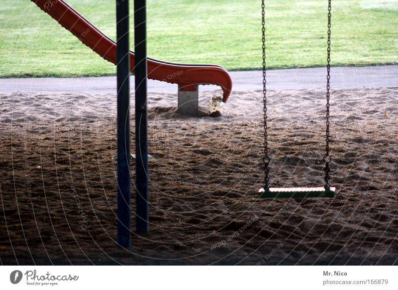 Joy Calm Loneliness Meadow Playing Movement Sand Park Infancy Break Toys Playground Slide Skid To swing Winter break