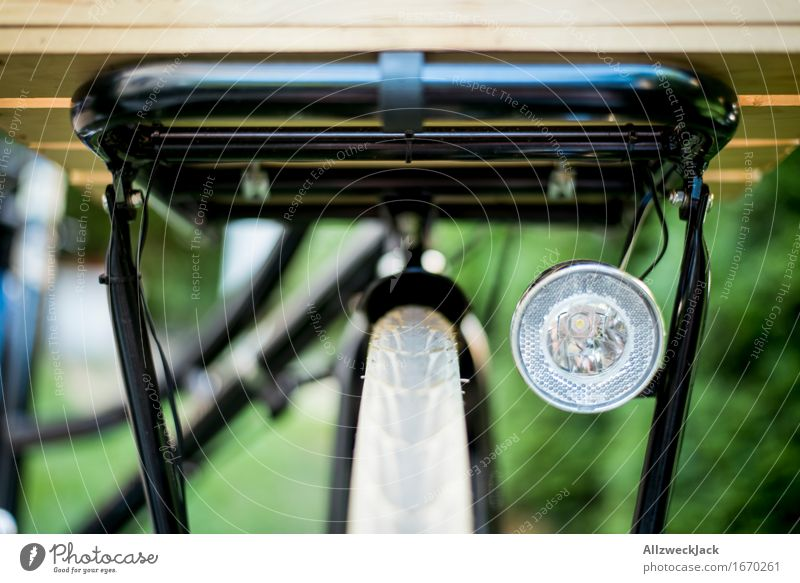 Green Black Bicycle Retro Cycling Logistics Hip & trendy Tradition Mobility Nostalgia Floodlight Means of transport Wooden box Freight bike