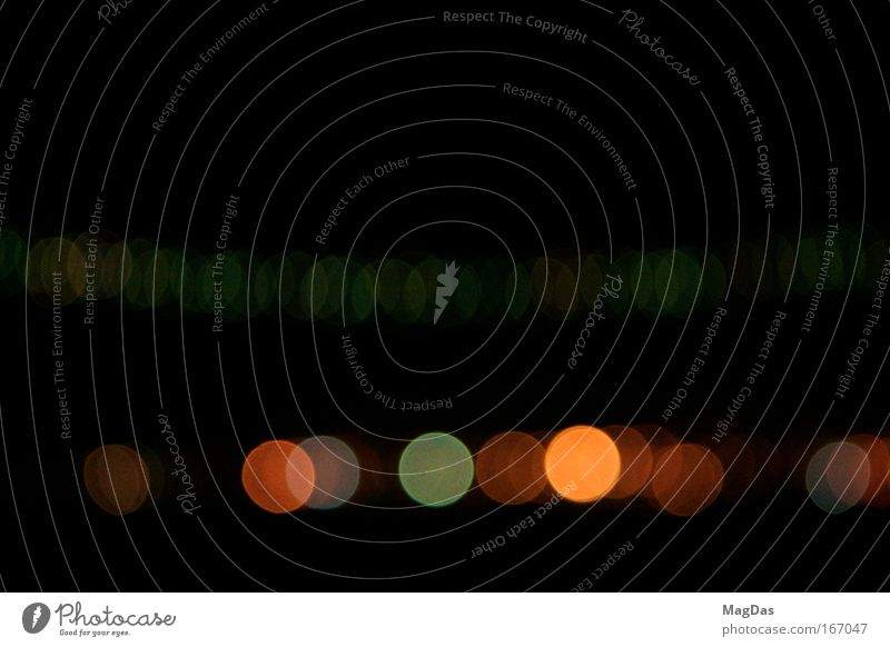 Calm Cold Glittering Horizon Modern Esthetic Night sky Uniqueness Exceptional Original