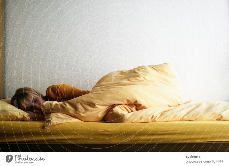 tired Colour photo Interior shot Copy Space left Copy Space right Copy Space top Copy Space middle Neutral Background Day Light Shadow Contrast