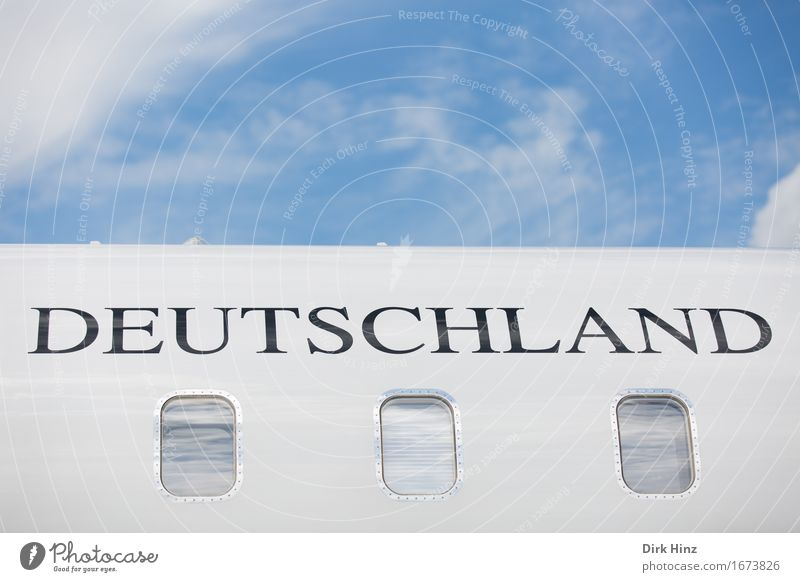 Sky Vacation & Travel Movement Airplane window Germany Tourism Transport Aviation Characters Technology Future Industry Logistics Industrial Photography Airport