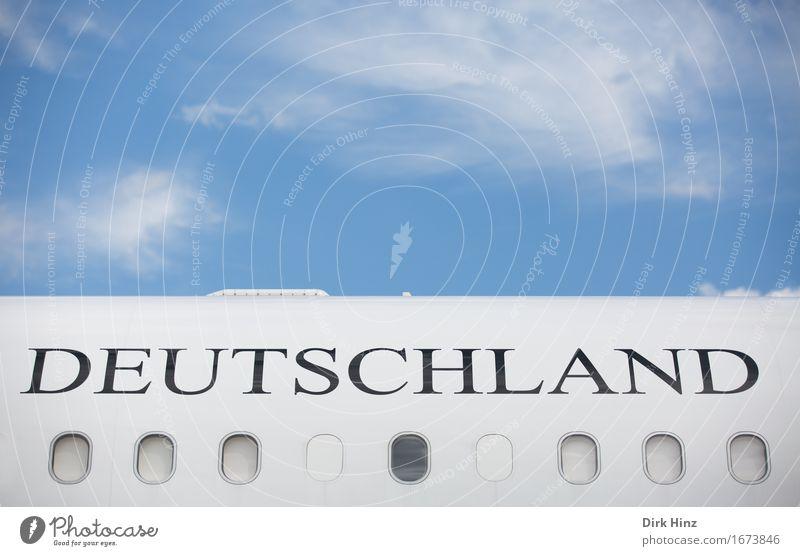 GERMANY Machinery Technology Advancement Future High-tech Aviation Airplane Passenger plane Aircraft Airport Movement Tourism Logistics Federal eagle Sheath
