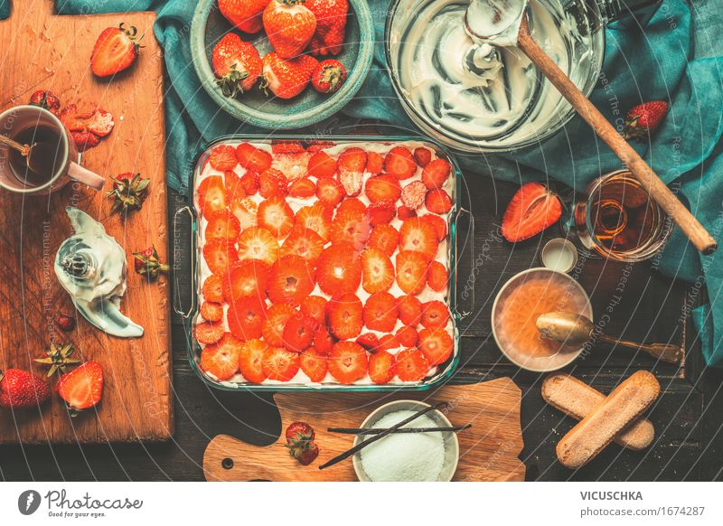 Dark Life Food photograph Style Design Fruit Living or residing Nutrition Glass Table Kitchen Candy Crockery Cake Dessert