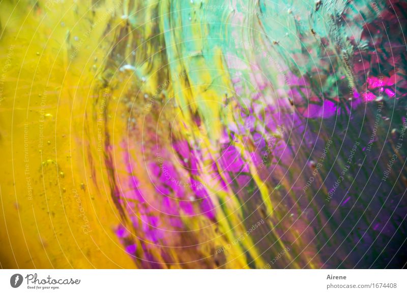 Colour Yellow Art Feasts & Celebrations Moody Pink Glass Joie de vivre (Vitality) Turquoise Euphoria Intoxication Experience Ornament Lack of inhibition Ecstasy Drug addiction
