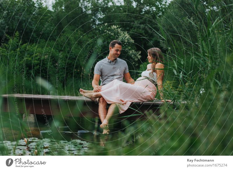 ° Happy Harmonious Well-being Contentment Relaxation Calm Summer vacation Young woman Youth (Young adults) Young man Family & Relations Couple Partner Life 2