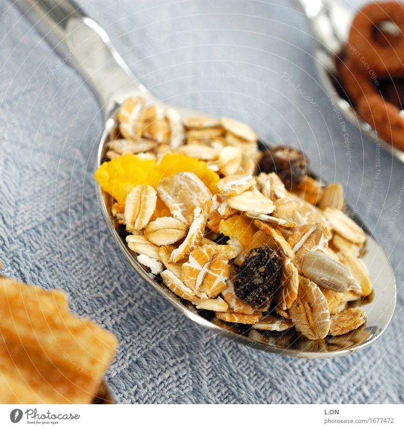 Yellow Eating Healthy Food Nutrition To enjoy Dry Good Grain Organic produce Breakfast Appetite Vegetarian diet Fasting Spoon Slow food