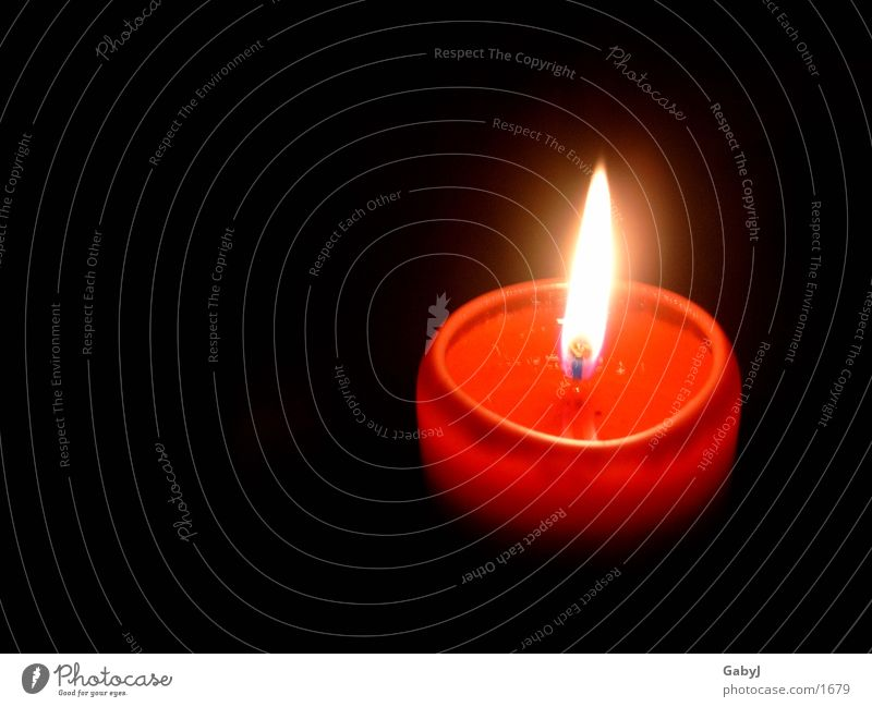 Advent Candle Candlelight Dark Red Light Autumn Moody Cozy Living or residing Christmas & Advent Lamp Blaze darkness