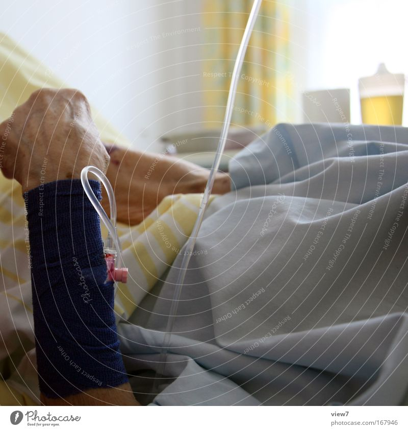 Human being Old Hand Relaxation Calm Life Sadness Emotions Senior citizen Health care Moody Fear Arm 60 years and older Clothing Fingers