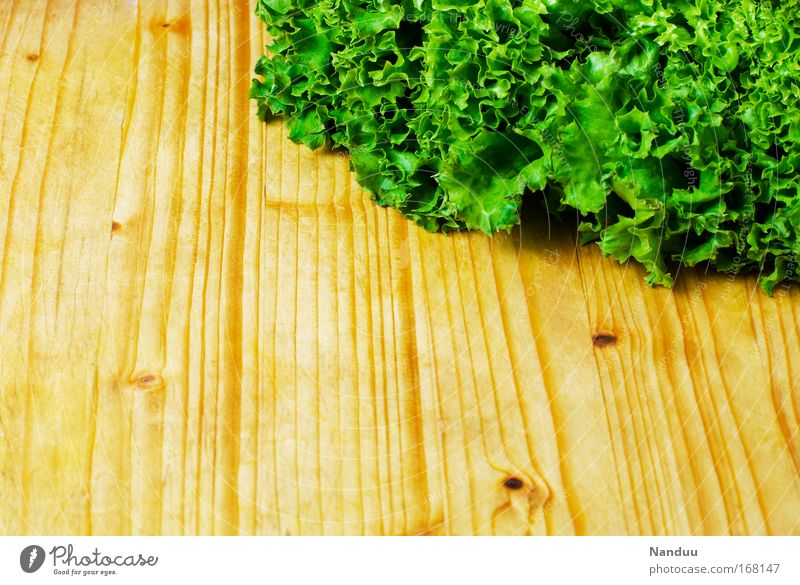 Green Wood Healthy Fresh Nutrition Delicious Organic produce Vitamin Lettuce Chopping board Salad Vegetarian diet Vegetable