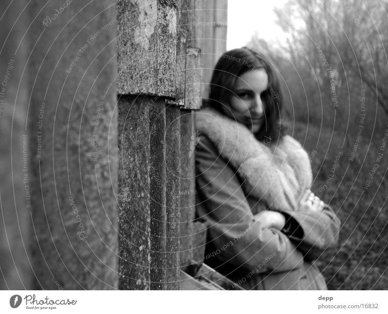 Woman Beautiful Hair and hairstyles Factory Pelt Trashy Coat