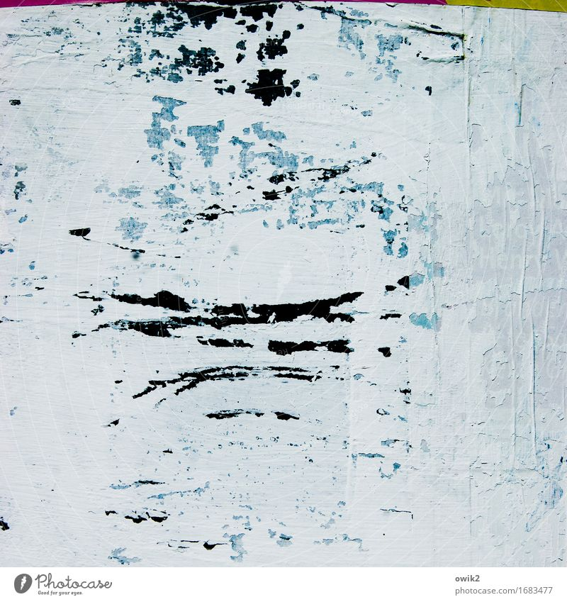 Old Blue White Red Black Yellow Small Gloomy Paper Transience Dry Tracks Decline Work of art Few Remainder