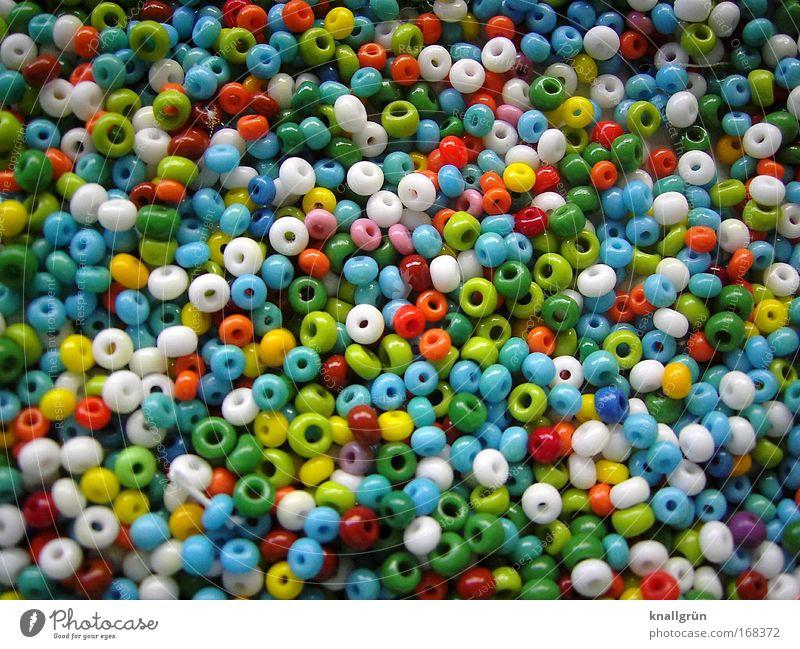 Colour Planning Small Glass Round Multicoloured Hollow Creativity Handicraft Versatile Inspiration