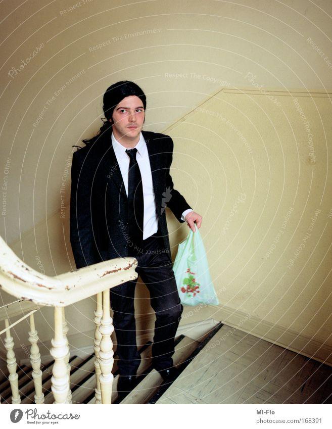 Film industry Analog Staircase (Hallway) Dress up Medium format Media Production Self-dramatization