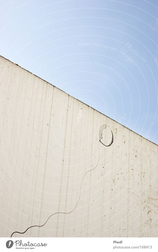 White Blue Joy Wall (building) Wall (barrier) Line Feasts & Celebrations Flying Happiness Future Balloon Infinity Sign String Event Ease