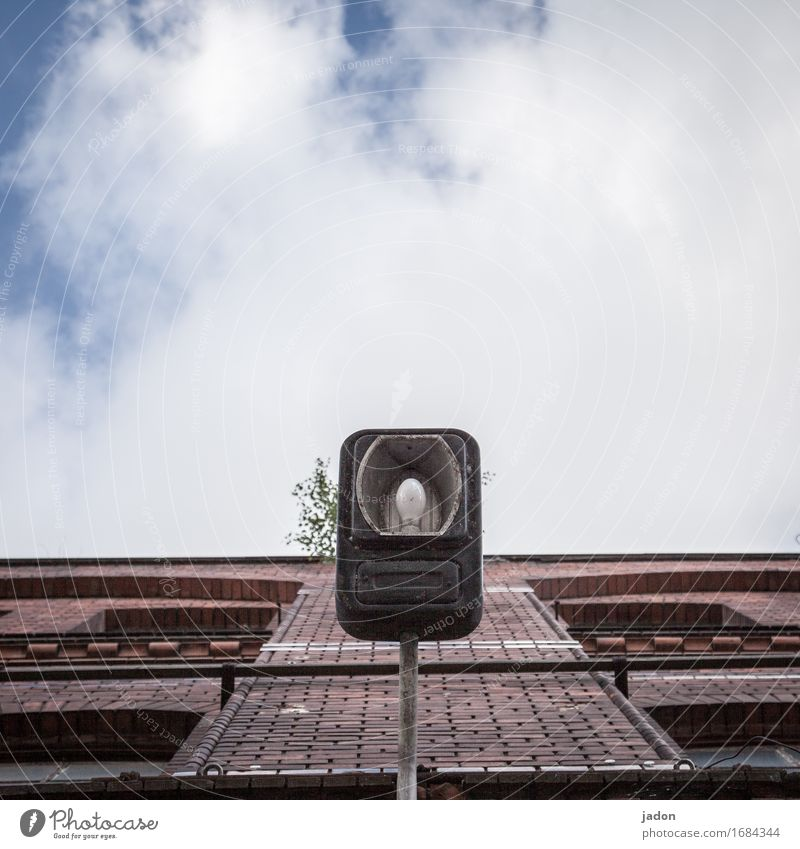 monitors long-term exposure. Lamp Energy industry Guard Guard service Illuminant Architecture Clouds House (Residential Structure) Industrial plant Ruin