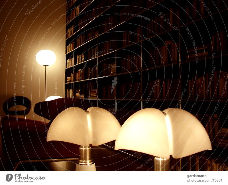 Lamp Book Architecture