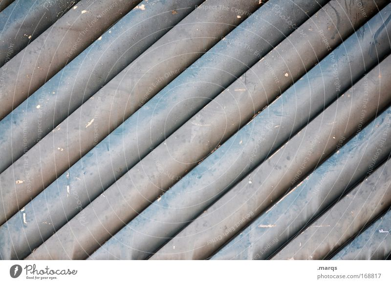 cross Subdued colour Abstract Pattern Structures and shapes Style Design Facade Line Stripe Exceptional Dirty Trashy Gray Optimism Orderliness Decline