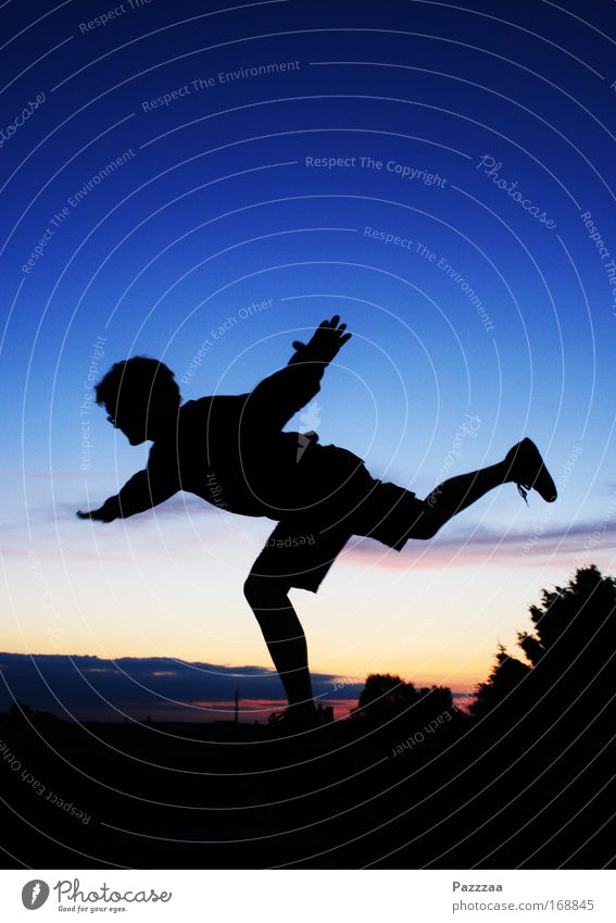 Human being Sky Youth (Young adults) Summer Joy House (Residential Structure) Legs Art Feasts & Celebrations Horizon Dance Arm Elegant Flying Masculine