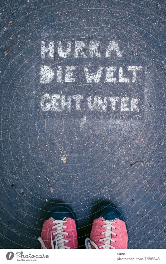 Street Graffiti Funny Earth Feet Footwear Europe Break Peoples Asphalt Trust Typography Street art Politics and state Photos of everyday life Speech
