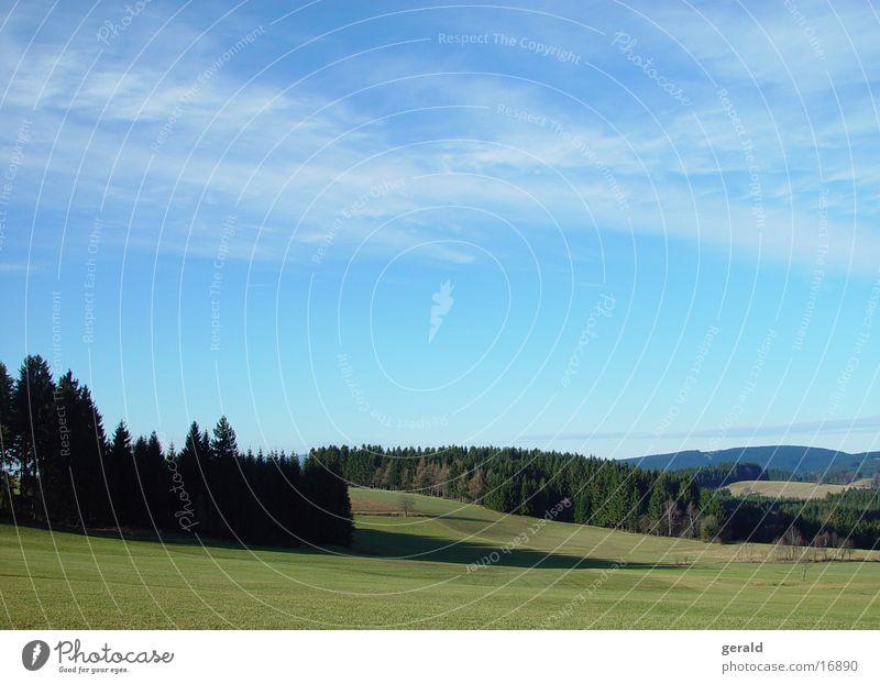 Autumn Mountain Landscape Field Austria