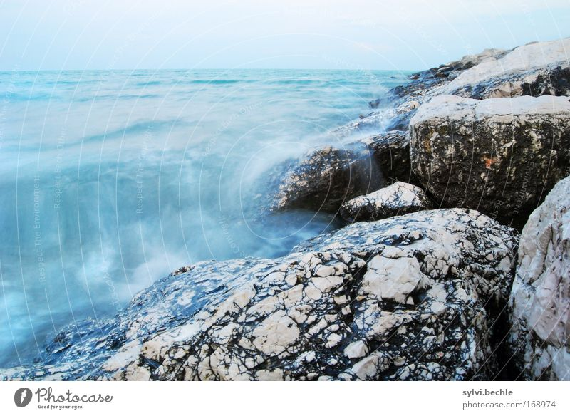 Nature Water Blue Ocean Black Freedom Landscape Environment Gray Movement Stone Coast Weather Waves Wind Power