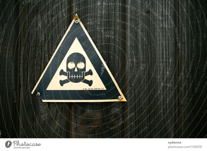 Environment Death Life Fear Decoration Signage Threat Communicate Transience Education Protection Mysterious Sign Discover Evil Shield