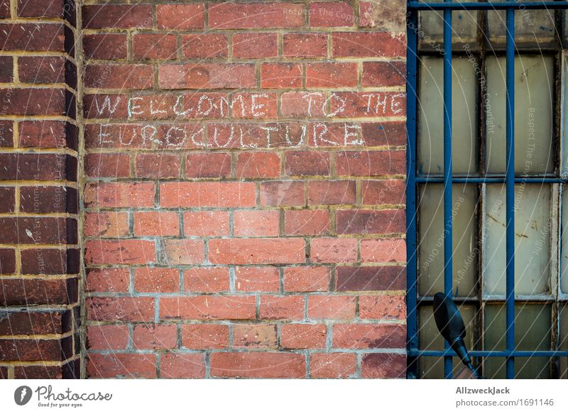 Euroculture I Capital city Wall (barrier) Wall (building) Dark Red Friendship Together Compassion Goodness Hospitality Humanity Solidarity Help Europe