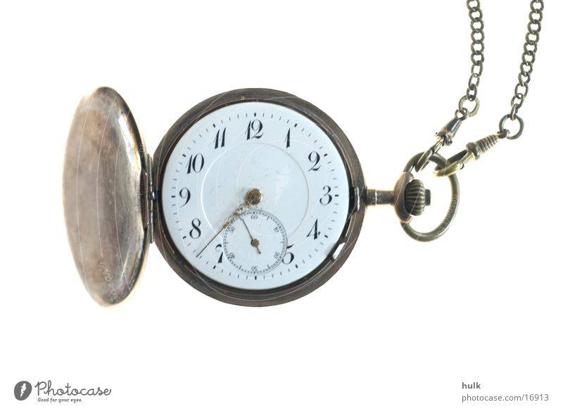 Clock Clock face Fob watch