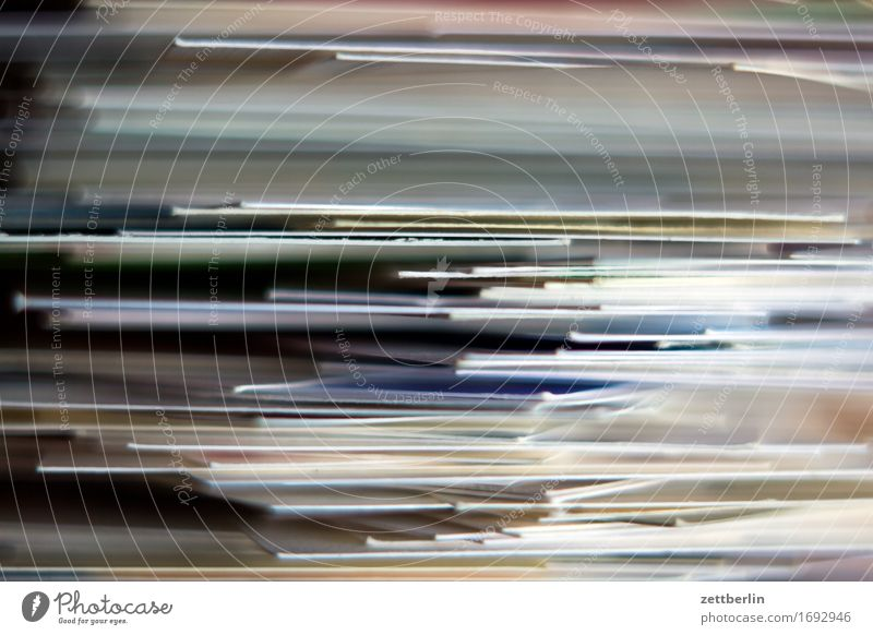 Background picture Design Paper Illustration Many Depth of field Collection Muddled Accumulation Stack Cardboard Pressure Selection Expression Print shop