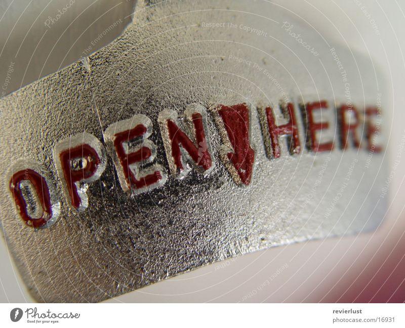 OpenHere Undo Empty Kitchen Door handle Bottle