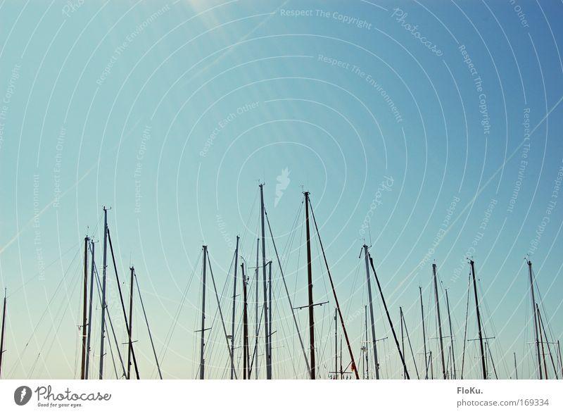 Sky Sun Vacation & Travel Ocean Far-off places Watercraft Leisure and hobbies Tourism Harbour Beautiful weather Navigation Sailing Mast Sailboat Aquatics