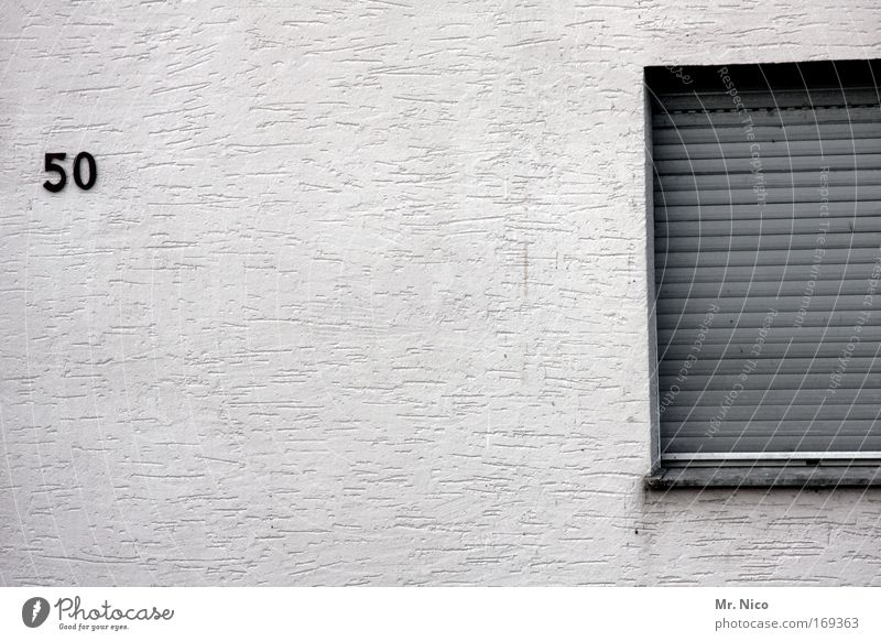 Loneliness House (Residential Structure) Death Window Wall (building) Architecture Gray Building Wall (barrier) Sadness Flat (apartment) Facade Future Grief