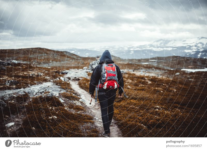 my way to norway II Lifestyle Leisure and hobbies Vacation & Travel Tourism Trip Adventure Far-off places Freedom Expedition Camping Summer vacation Mountain