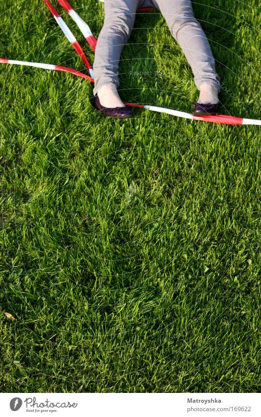 Green Dark Feminine Death Feet Footwear Fear Lie Dangerous Signage Force Barrier Horror Murder Perturbed Avaricious
