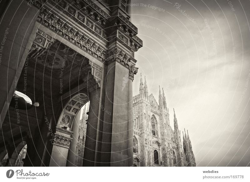 Emotions Sadness Architecture Italy Dome Milan