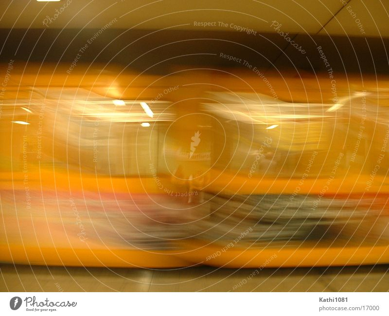 Movement Transport Railroad Speed Driving Underground Train station Carriage