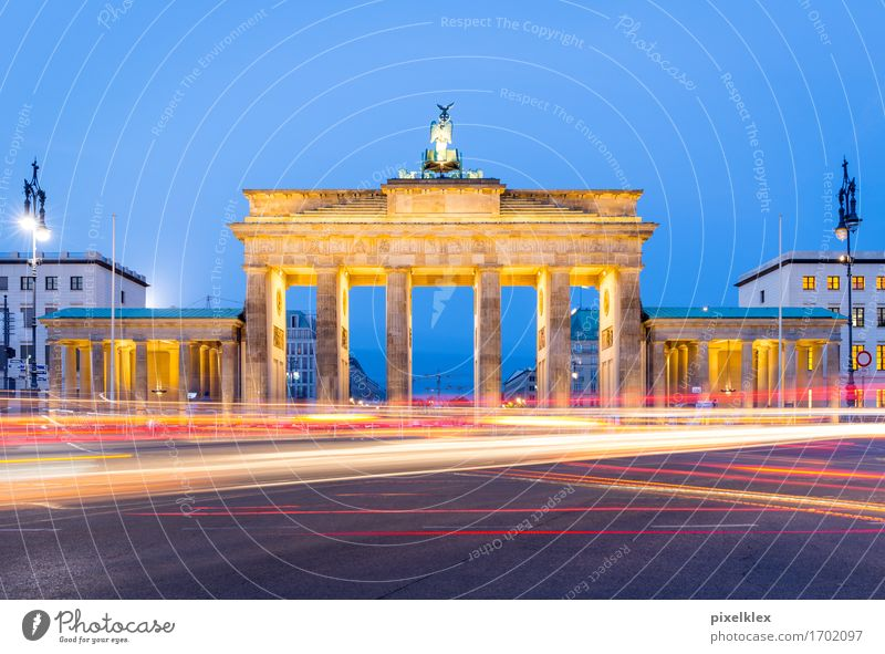 Vacation & Travel City Street Architecture Berlin Building Freedom Feasts & Celebrations Germany Tourism Transport Places Manmade structures Landmark