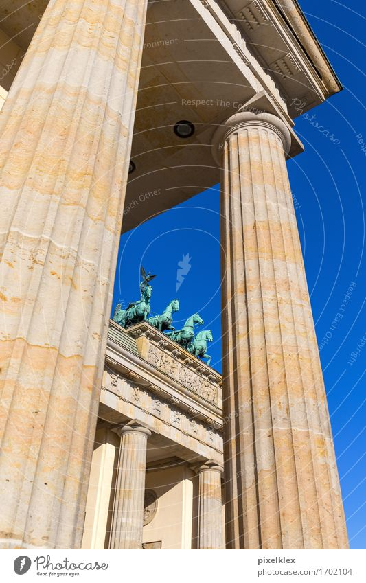 City Old Architecture Berlin Building Germany Perspective Places Large Historic Roof Manmade structures Landmark Capital city Tourist Attraction Monument