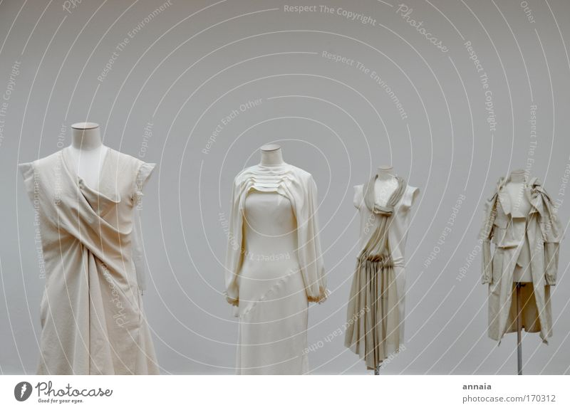 Human being White Style Art Body Fashion Design Elegant Clothing Lifestyle Esthetic Retro Dress Culture Uniqueness