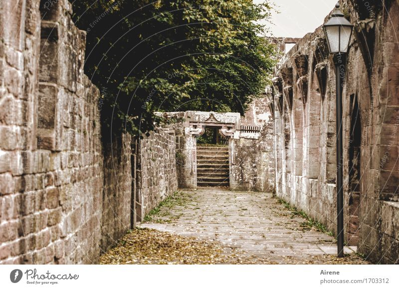 Heavy gear Ruin Manmade structures Monastery Arcade Medieval times Wall (barrier) Wall (building) Door Gate Stairs Corridor Tourist Attraction Old Dark Creepy