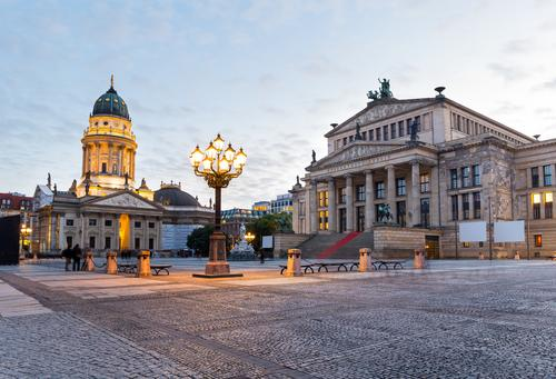 Vacation & Travel City Old Architecture Berlin Building Germany Tourism Tall Places Culture Historic Manmade structures Street lighting Landmark Capital city