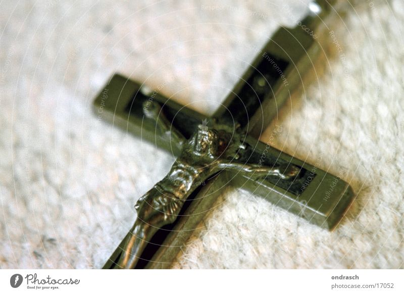Jesus Jesus Christ Religion and faith Christianity Bible Deities Symbols and metaphors Things Back Macro (Extreme close-up) God Followers Chain