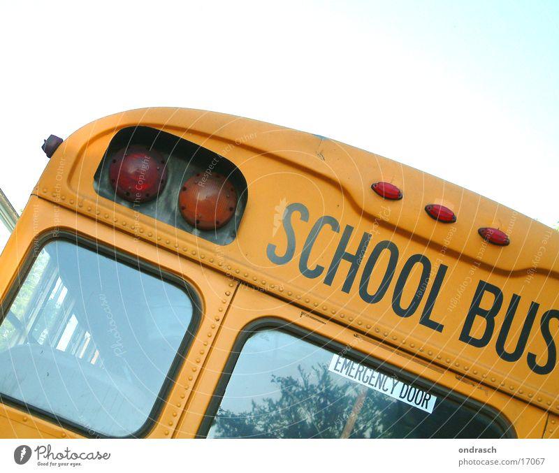 School Transport Safety Logistics Station Bus