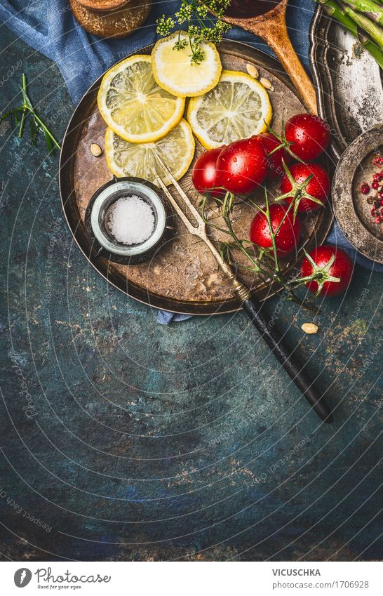 Healthy Eating Dark Yellow Life Style Food Design Fruit Living or residing Fresh Nutrition Table Herbs and spices Kitchen Cooking Delicious