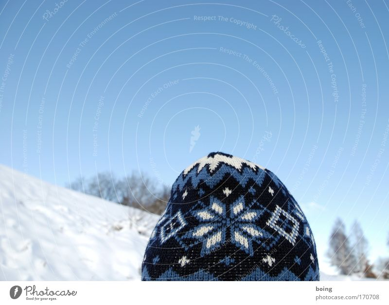 Blue Mountain Movement Snow Fashion Hiking Observe Beautiful weather Cap Freeze Pride Skier Winter vacation Alpine Looking Winter festival