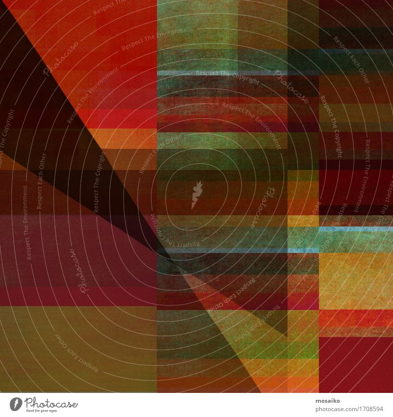 Abstract Forms - Graphic Forms Art Nature Brown Multicoloured Yellow Gold Gray Green Orange Black Horizon Idea Inspiration Culture Autumn Autumnal