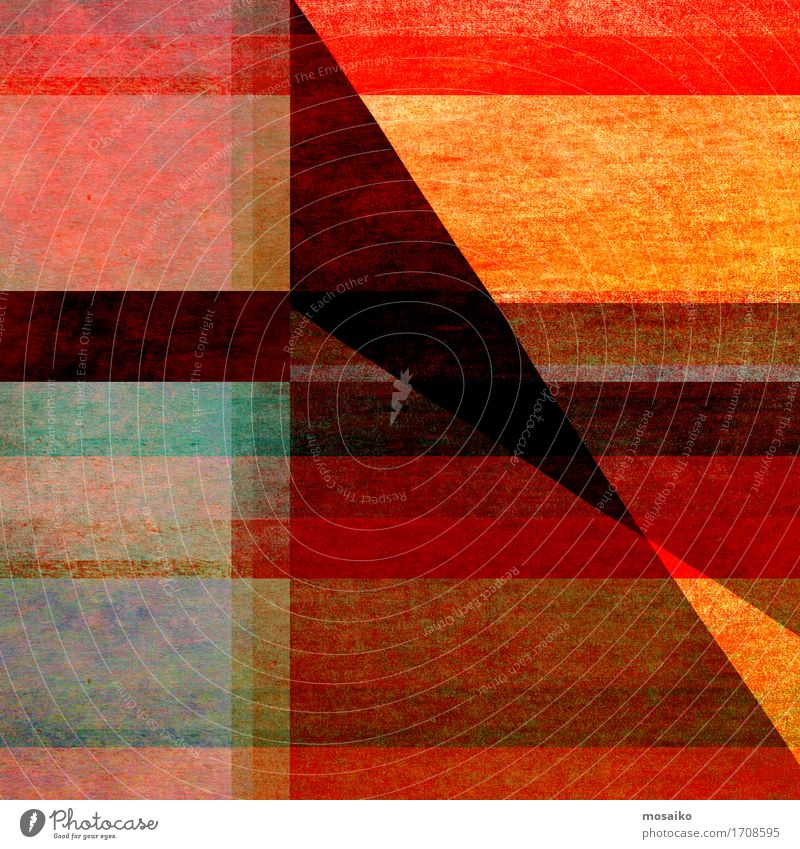 Graphic shapes - abstract design Lifestyle Elegant Style Design Exotic Art Idea Uniqueness Inspiration Symmetry Abstract Culture Geometry Handbill