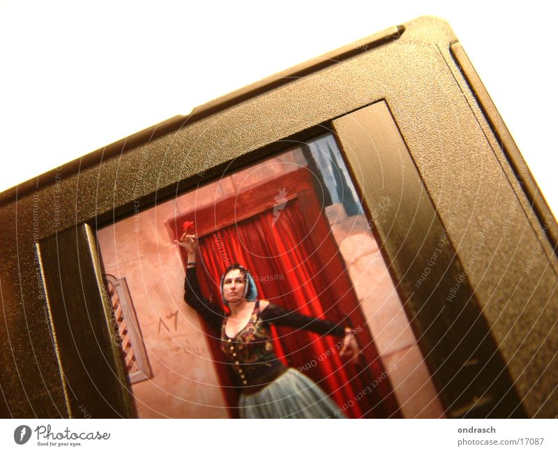 golden slide Slide Photography Woman Things Film industry Frame Stage play Carnival costume