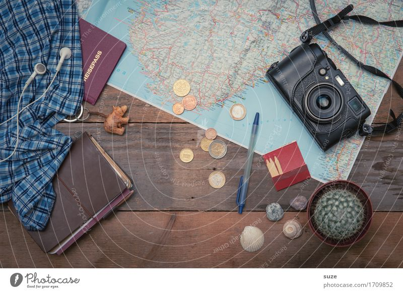 Vacation & Travel Summer Joy Travel photography Lifestyle Style Tourism Trip Shopping Adventure Planning Money Wanderlust Camera Summer vacation Map